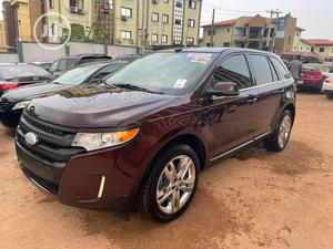 Ford Edge 2012 Brown   Cars for sale in Lagos State, Ikeja