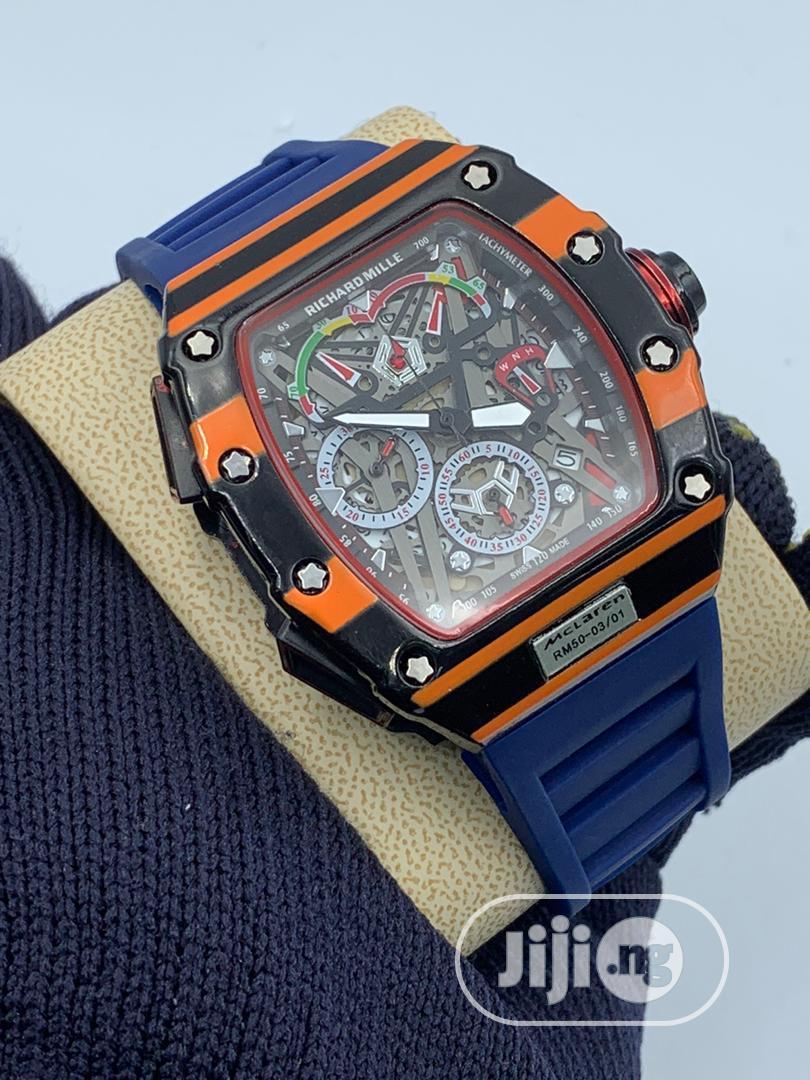 Archive: Original Richard Mille Wrist Watch