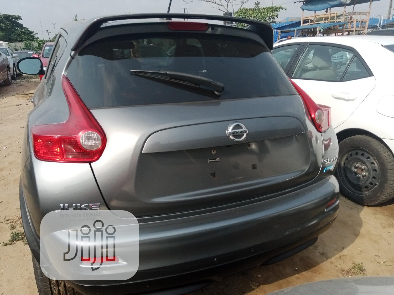 Nissan Juke 2012 SL AWD Gray | Cars for sale in Amuwo-Odofin, Lagos State, Nigeria