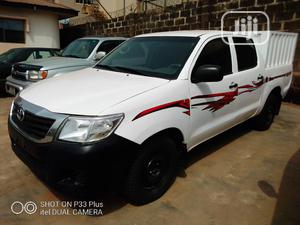Toyota Hilux 2010 White | Cars for sale in Oyo State, Ibadan