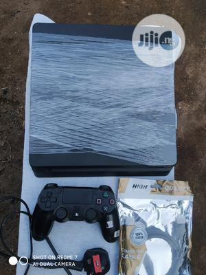 Ps4 Slim+8games Installed+Pad | Video Game Consoles for sale in Edo State, Benin City