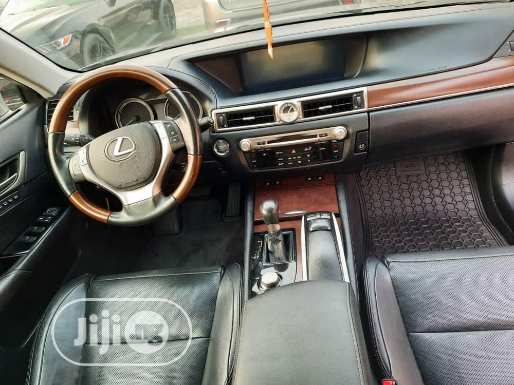 Archive: Lexus GS 2013 Gray