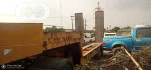 Low Bed Flat Trailer Back | Trucks & Trailers for sale in Lagos State, Alimosho