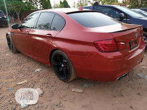 BMW M5 2014 Red   Cars for sale in Abuja (FCT) State, Central Business District