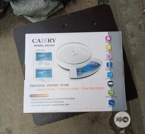 5kg Camry Digital Kitchen Scale | Kitchen Appliances for sale in Lagos State, Lagos Island (Eko)