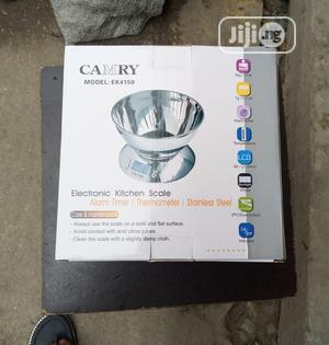 5kg Camry Digital Stainless Scale | Kitchen Appliances for sale in Lagos State, Lagos Island (Eko)