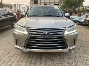 Lexus LX 2018 Gold | Cars for sale in Abuja (FCT) State, Wuse 2