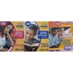 Ugo C. Ugo for Common Entrance Examination 24th Edition | Books & Games for sale in Lagos State, Surulere