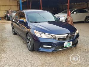 Honda Accord 2016 Blue   Cars for sale in Abuja (FCT) State, Garki 2