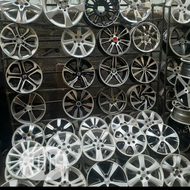 Best Quality Alloy Wheels and Tires | Vehicle Parts & Accessories for sale in Ojota, Lagos State, Nigeria
