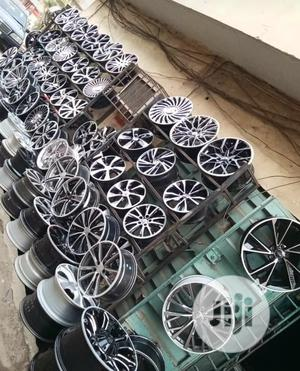 Best Quality Alloy Wheels and Tires | Vehicle Parts & Accessories for sale in Lagos State, Ojota