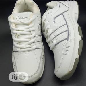 White Clark Sneaker   Children's Shoes for sale in Lagos State, Lagos Island (Eko)