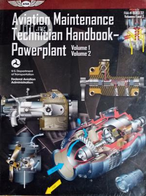 Aviation Maintenance Technician Handbook Plantplant Vol 1 2 | Books & Games for sale in Lagos State, Surulere