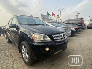 Mercedes-Benz M Class 2007 ML 500 4Matic Black | Cars for sale in Lagos State, Ikeja