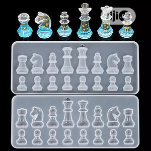 1 Set Of DIY Chess Silicone Mold Epoxy Mold | Arts & Crafts for sale in Oyo State, Ibadan