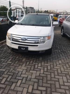 Ford Edge 2010 White | Cars for sale in Lagos State, Lekki