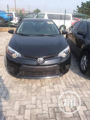Toyota Corolla 2016 Black | Cars for sale in Lagos State, Lekki