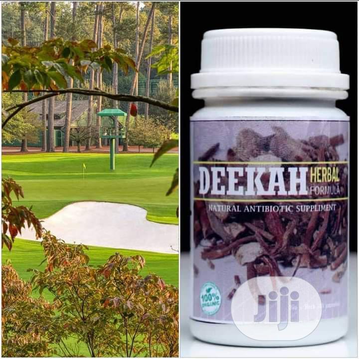 Archive: DEEKAH Herbal Capsule