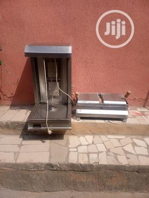 Locally Made Shawarma Machine and Toaster Grill | Restaurant & Catering Equipment for sale in Lagos State, Ojo