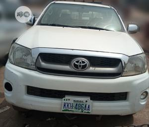 Toyota Hilux 2007 2.7 VVT-i 4x4 SRX White   Cars for sale in Oyo State, Ibadan