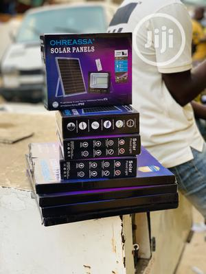 100watts Solar Flood Lights With Panel | Solar Energy for sale in Lagos State, Badagry