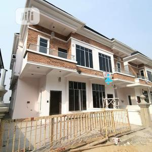 Newly Built 4 Bedroom Semi Detached Duplex in a New Estate | Houses & Apartments For Sale for sale in Lagos State, Lekki