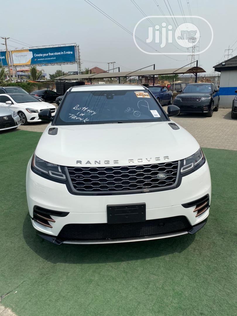 New Land Rover Range Rover Velar 2018 White