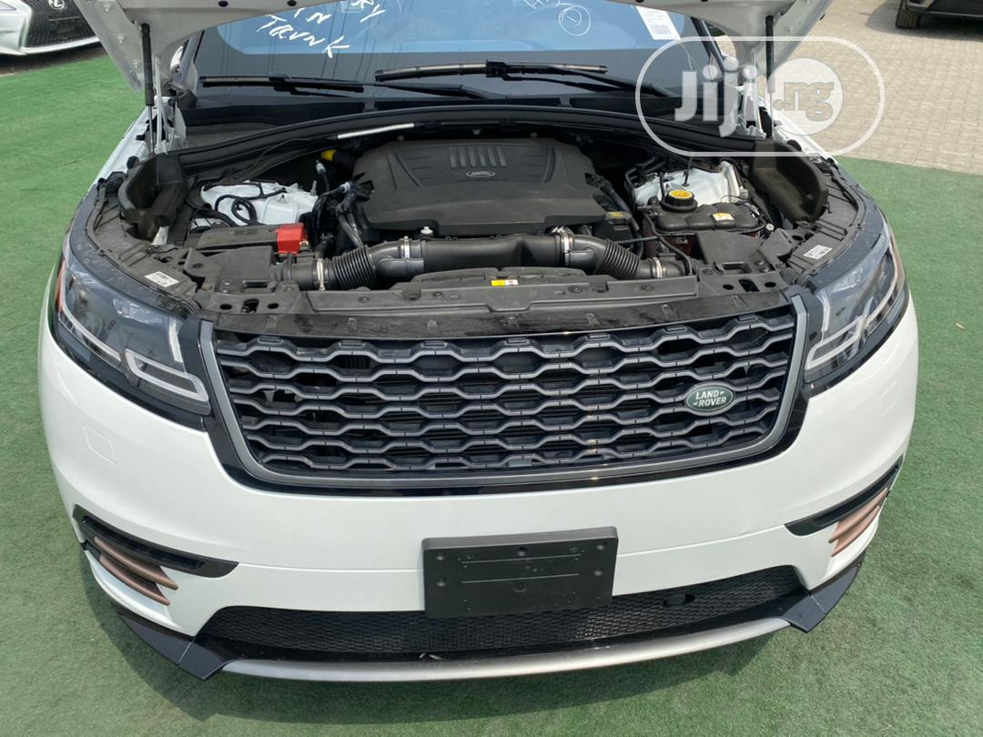 New Land Rover Range Rover Velar 2018 White | Cars for sale in Ikeja, Lagos State, Nigeria