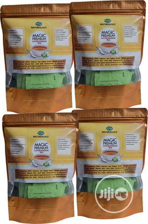 Naturalnex Magic Hypertension Tea ( 4 Packs Combo) | Vitamins & Supplements for sale in Lagos State, Surulere