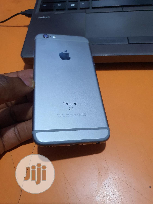 Apple iPhone 6s 16 GB Silver   Mobile Phones for sale in Uyo, Akwa Ibom State, Nigeria