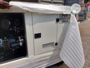 Perkins 20kva Sound Proof Diesel Generator | Electrical Equipment for sale in Lagos State, Victoria Island