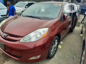 Toyota Sienna 2007 Red | Cars for sale in Lagos State, Apapa