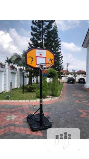 New American Fitness Basketball Stand | Sports Equipment for sale in Lagos State, Surulere