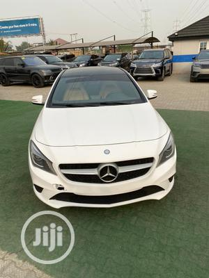 Mercedes-Benz CLA-Class 2017 White   Cars for sale in Lagos State, Ikeja