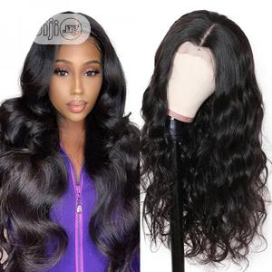 Quality Long Human Hair With Closure   Hair Beauty for sale in Lagos State, Ikeja