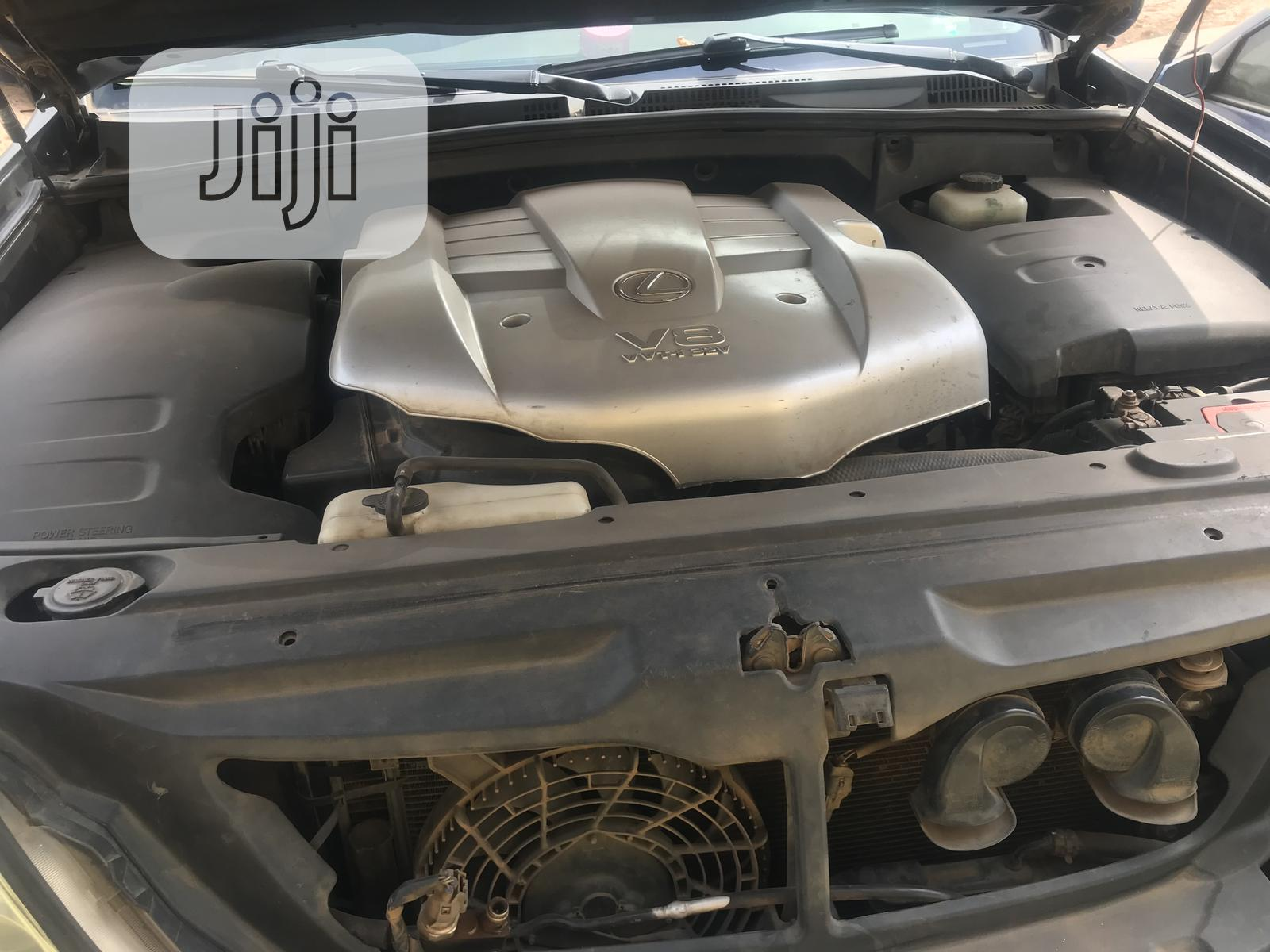 Lexus GX 2005 470 Sport Utility Black | Cars for sale in Ado Ekiti, Ekiti State, Nigeria