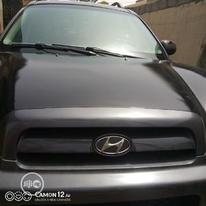 Hyundai Santa Fe 2005 Black | Cars for sale in Abuja (FCT) State, Kubwa