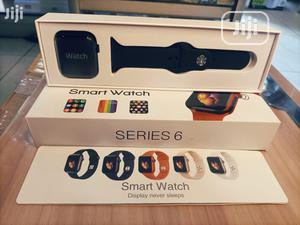 T55+ Series 6+Smartwatch   Smart Watches & Trackers for sale in Lagos State, Ikeja