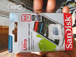 Sandisk Memory Card | Accessories for Mobile Phones & Tablets for sale in Lagos State, Ikeja