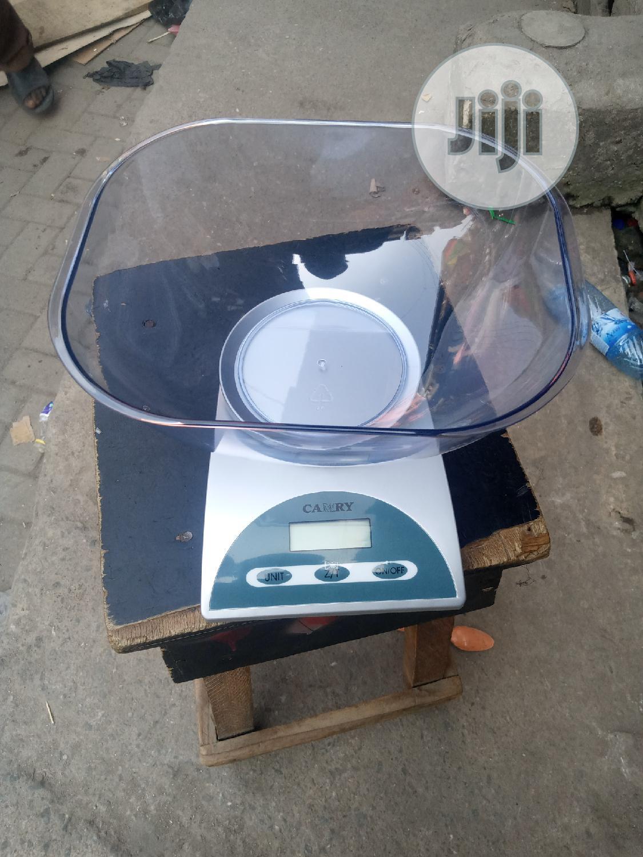 5kg Camry Digital Scale   Kitchen Appliances for sale in Lagos Island (Eko), Lagos State, Nigeria