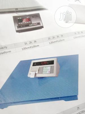 1ton Industrial Weighing Scale | Store Equipment for sale in Lagos State, Ajah