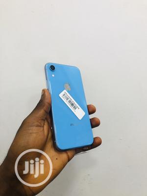 Apple iPhone XR 64 GB Blue | Mobile Phones for sale in Lagos State, Ikorodu