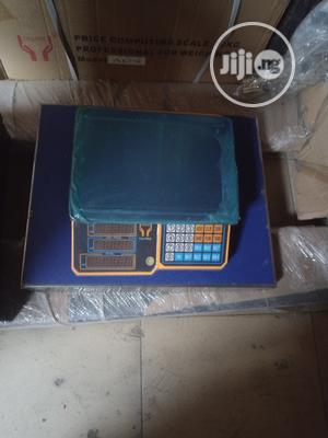 30kg Organge Digital Price Scale | Store Equipment for sale in Lagos State, Ojo