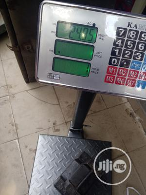 150kg Digital Kamry Scale | Store Equipment for sale in Lagos State, Ojo