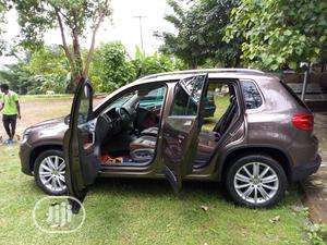 Volkswagen Tiguan 2011 SE 4Motion Brown   Cars for sale in Abuja (FCT) State, Lugbe District