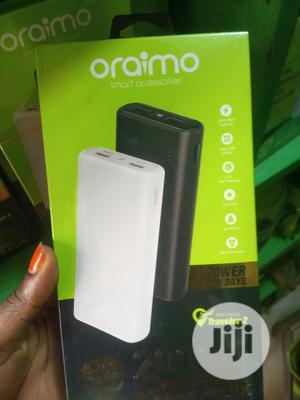 Oraimo Power Bank 20,000mah | Accessories for Mobile Phones & Tablets for sale in Lagos State, Ikeja