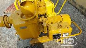 Electric Water Pump 3 Phase On Wheels. | Plumbing & Water Supply for sale in Lagos State, Apapa