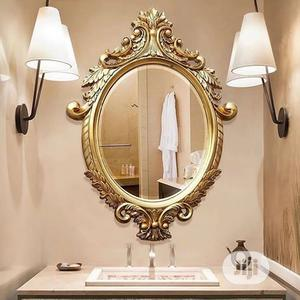 Antique Gold Mirror | Home Accessories for sale in Lagos State, Ikeja