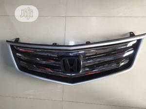 Front Grille 2008- 2012 Model Honda Accord UK Spec | Vehicle Parts & Accessories for sale in Lagos State, Maryland