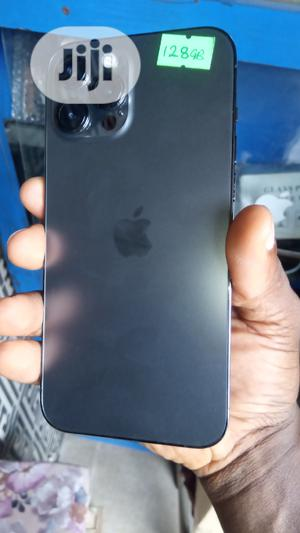 Apple iPhone 12 Pro Max 128GB Black | Mobile Phones for sale in Lagos State, Ikeja